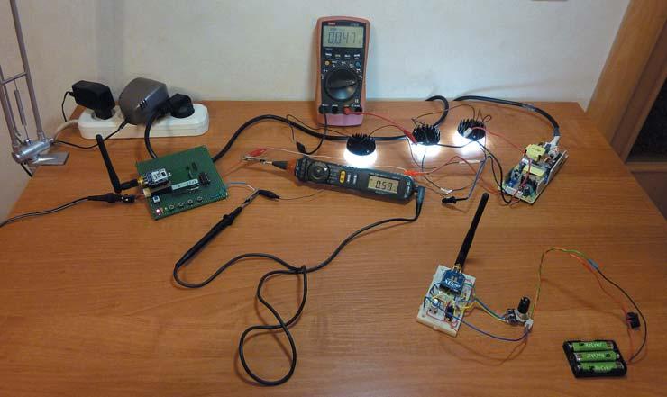 Прототип устройства
