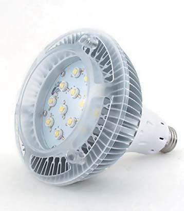 18-Вт диммируемая лампа аналогична 75-Вт лампе накаливания