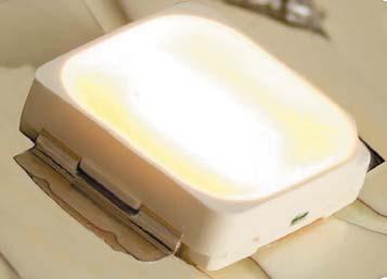 Внешний вид мощного светодиода MX-3