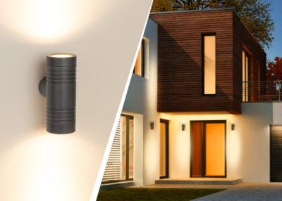 Ландшафтные светильники RAY WALL от Arlight