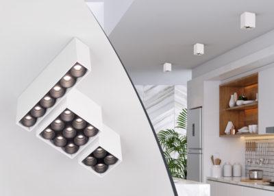 Интерьерный светильник ORIENT от Arlight: низкий UGR/высокий CRI98