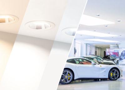 Встраиваемые светильники-даунлайты STORM с изменяемой цветовой температурой от Arlight